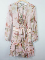 SHEIKE | Womens Pink Lychee Dress [ Size AU 8 or US 4 ]