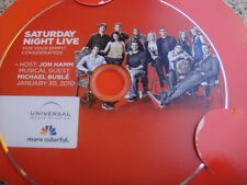 Saturday Night Live EMMY DVD Host JON HAMM MUSICAL GUEST: MICHAEL BUBLE
