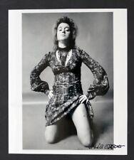 VALIE EXPORT, Strumpfband B - Fotographie