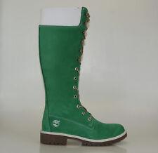Timberland 14 Inch Premium Boots Gr 37,5 US 6,5W Damen Stiefel Schnürstiefel