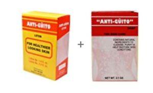Antiguito Lotion + Soap