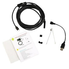 Waterproof 7mm LED Android Endoscope Borescope Snake Inspection Camera Scope