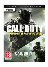 Call of Duty: Infinite Warfare Legacy Edition PC UK Stock - 1st Class Delivery