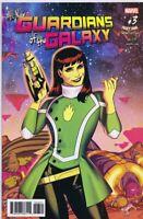 All-New Guardians Of The Galaxy #3 2017 Marvel Comic Kris Anka Mary Jane Variant