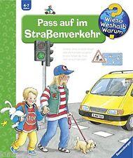Wieso? Weshalb? Warum? * Pass auf im Straßenverkehr * Bd. 5 * Ravensburger