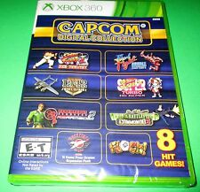 Capcom Digital Collection Microsoft Xbox 360 *Factory Sealed! *Free Shipping!