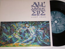"""7"""" - All About Eve Every Angel & Wild Flowers - UK MINT 1988 # 3757"""