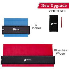 Lionz 2 Pack Contour Gauge Wide 10