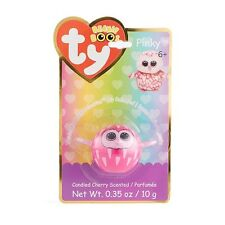 Ty Beanie Boos Pinky Lip Balm - Candied Cherry Scented - .35 oz - FREE SHIPPING