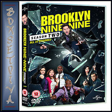 BROOKLYN NINE-NINE - COMPLETE SEASON 2 *BRAND NEW DVD *