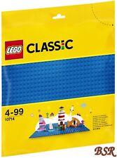 Lego ® cassic: 10714 azul marino 32x32 tachas 25x25cm! nuevo con embalaje original!