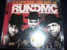 Run DMC It's Like This The Best Of Greatest Hits (Aust) (Gold Series) 2 CD - NEW