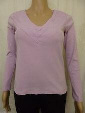 Monsoon Cotton V Neck Long Sleeve Tops & Shirts for Women