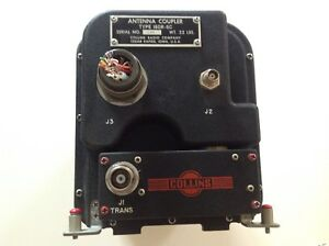 ANTENNA COUPLER  COLLINS 180R-6C FOR HAM AND MILITARY RADIO