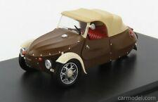 Abrex modellino auto scala 1/43 velorex 16/350 cabriolet closed 1966