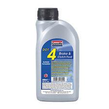 Granville DOT 4 Synthetic Brake & Clutch Fluid Oil SAE J1703 - 500ml