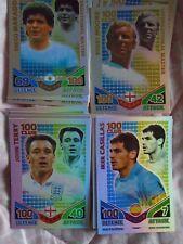match attax  world cup 2010 cristiano ronaldo 100 club card hundred club