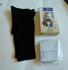 Jobst 30-40mmHg Thigh CT Medium Black for Men 115413 Therapeutic Support Socks