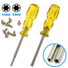 3.8mm + 4.5mm Screwdriver Bit Security Tool for NES SNES N64 Game Boy Nintendo
