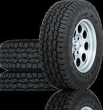 "4-New 35x12.50X17 Toyo Tire A/T 2 Tires 3512.50R17 35"" AT II 35x12.50R17 Sale"