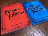 Gustave Doré Divine Comedy Set: Dante's Inferno & Purgatory and Paradise *NEW*