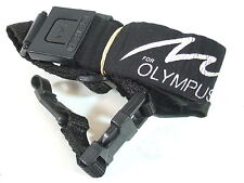 Original Genuine OP/TECH M OLYMPUS Camera Neoprene Neck STRAP for DSLR/35mm SLR