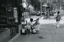 Original Betty Statler Janpath Market New Delhi India Street Scene Photograph