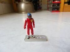 Figurine Jacques Villeneuve Ferrari 2012 Diorama 1/43 F1 Formule 1
