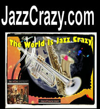 Jazz Crazy .com Domain For Sale Easy To Say  + Remember Music Events Fun Camps