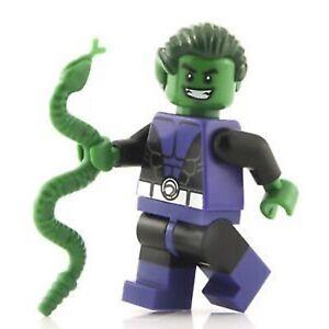 Lego DC Comics SuperHeroes Beastboy & Snake 76035 **New** **Mint**