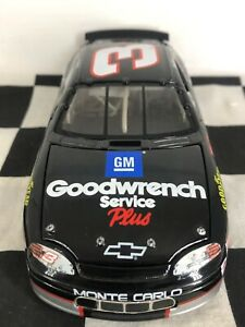 DALE SALE! 1:24 Dale Earnhardt #3 GM Goodwrench Plus 25th Anniversary 1999 Chevy