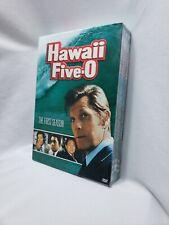HAWAII FIVE-O 1996 Original TV Show on 7-DVD THE FIRST SEASON *NEW Sealed* RARE