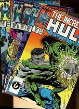 Incredible Hulk 334,335,336,337,338 * 5 Book Lot * Marvel Super Hero Comics!