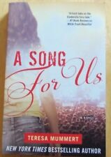 A Song For Us by Teresa Mummert (2014, English Contemporary Romance Paperback)
