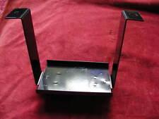 NEUF Noir Brillant Acier bac de Batterie pour BSA A65 1969-70 pt No 68-4595