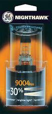 GE Nighthawk Ultra Bight Vehicle Headlight Bulb # 9004 NH/BP 12V (HB1)