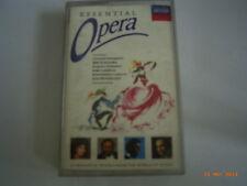Essential Opera - featuring Luciano Pavarotti, Kiri Te Kanawa & many more