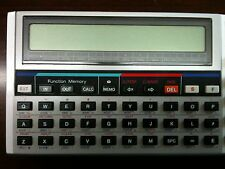 Only A Few Left  Casio Vintage FX 730 P personal handheld Computer  - New