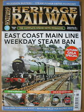 HERITAGE RAILWAY THE COMPLETE STEAM NEWS MAGAZINE ISSUE 155 SEPTEMBER 29 2011
