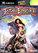 Jade Empire - Xbox DVD