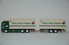 Herpa 911580 MAN TGS XL HZ Heavy Cargo empresa Internationale speditionho NUEVO
