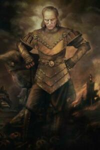 Vigo the Carpathian Ghostbusters Movie Painting Mural inch Poster 36x54 inch