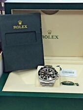 Rolex Submariner Date 116610LN Black Dial Ceramic Bezel, Boxes, Tags, Books