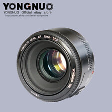 YONGNUO YN EF 50MM F/1.8 Auto & manualFocus Lens For Canon EF Mount EOS Camera
