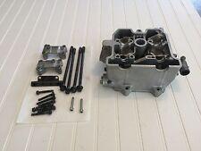 DRZ400SM cylinder head Ferrea valves / springs