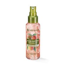 Yves Rocher Perfumed Mist Peach Star Anise Energizing Hair Vegan Botanical 100ml