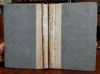 The Heidenmauer 1839 James Fenimore Cooper American lit 2 vol set books