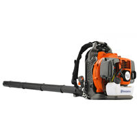 Husqvarna 350BT Backpack Blower Gas Powered Variable Speed 965877502