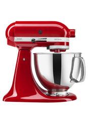 NEW KitchenAid KSM150 Artisan Stand Mixer - Empire Red 5KSM150PSAER