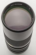 RMC Tokina 100-300mm 100-300 mm 1:5 5 - Contax / Yashica